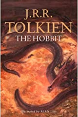 The Hobbit: Illustrated by Alan Lee (English Edition) eBook Kindle
