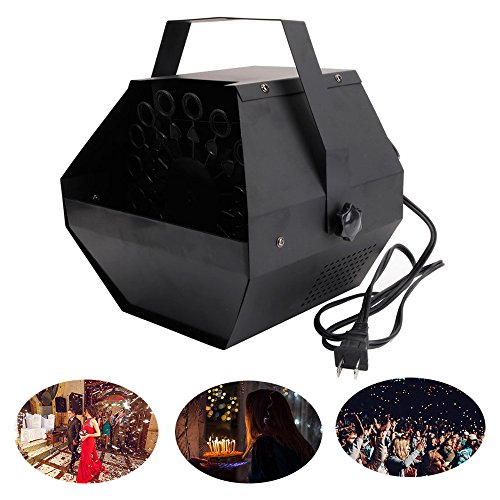 Party Effect Fairytale Atmosphere Maker Gadget for Weddings, Parties, Stage Performance, Funny Outdoor Activities Showing 16 Rod Blow up to 2M Range A1T3
