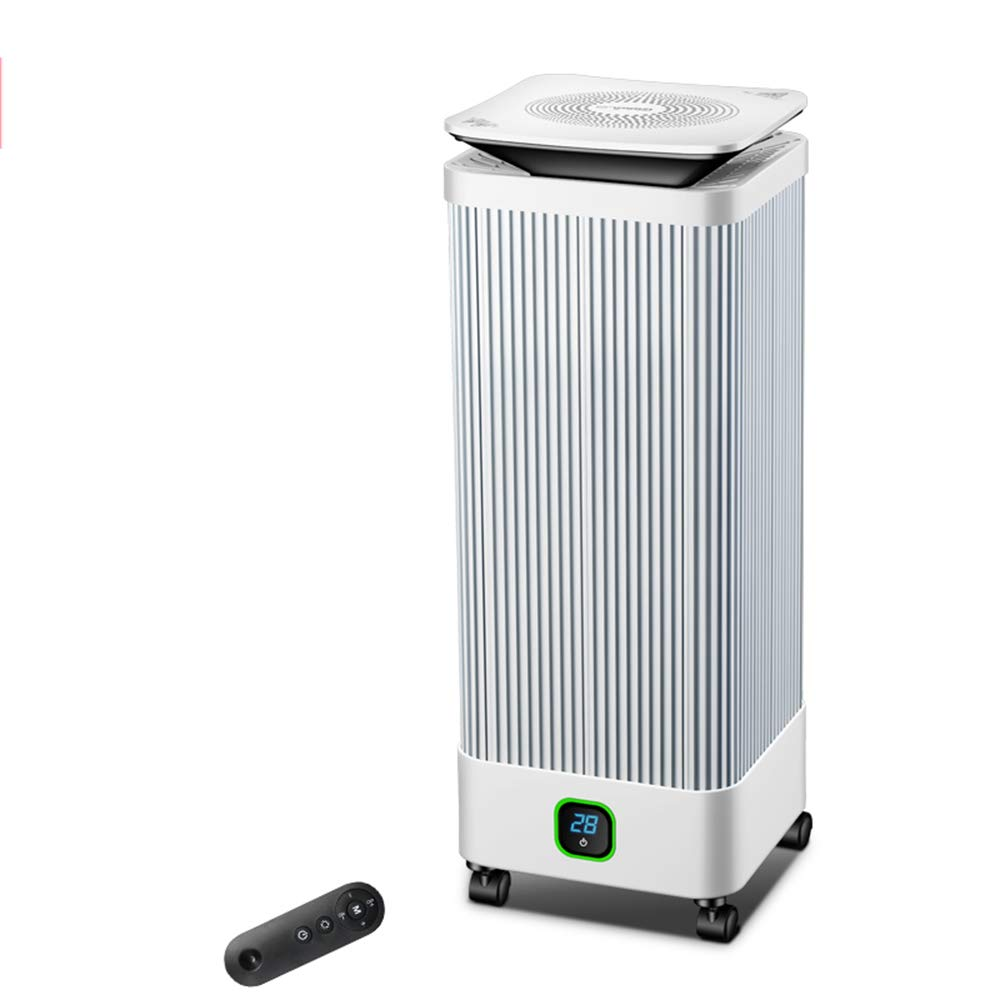 Electric Heaters LHA 360° Whole House Heating Heater Three-speed Thermostat Remote Control-2000W