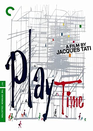 Amazon.com: Playtime (The Criterion Collection): Jacques Tati ...
