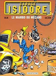 "Afficher ""Garage Isidore n° 5 Le mambo du mécano"""