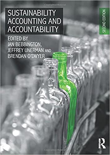 Sustainability accounting and accountability jan bebbington sustainability accounting and accountability 2nd edition fandeluxe Choice Image