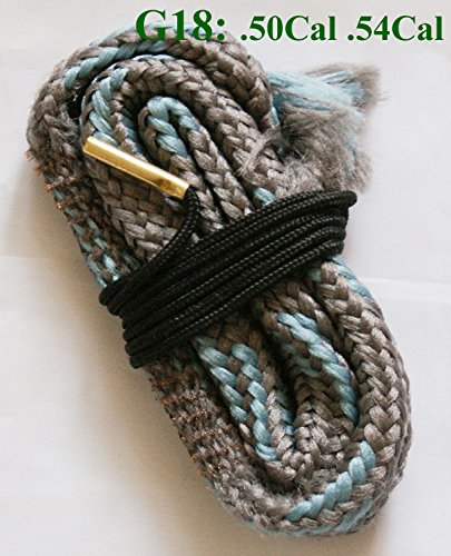 Used, New Bore Snake Gun Cleaning .50 Cal .54 Caliber Boresnake for sale  Delivered anywhere in Canada