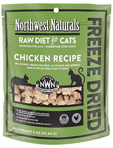 Northwest-Naturals-Freeze-Dried-Raw-Diet-for-Cats-Chicken-11-oz