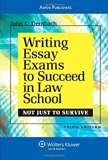 how to write law essays and exams stacie strong  writing essay exams to succeed in law school not just to survive third