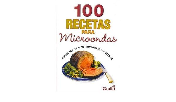 100 Recetas Para Microondas / 100 Recipes for Microwave: Amazon.es ...