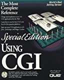img - for Using Cgi (Special Edition Using) book / textbook / text book