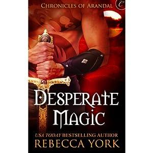 Desperate Magic Audiobook