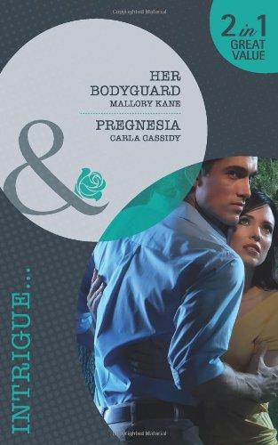 book cover of Her Bodygaurd / Pregnesia
