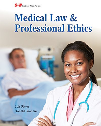 Medical Law and Professional Ethics