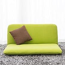 Lazy lazy sofa creative Japanese double tatami Chair folding sofa bed