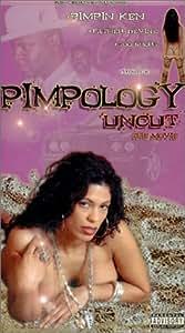 Pimpology Uncut [VHS]