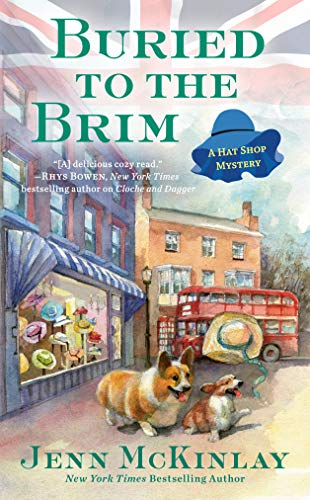 Buried to the Brim (A Hat Shop Mystery) (Jen Mckinlay)