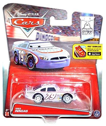 Disney / Pixar CARS Movie Exclusive 1:55 Die Cast Car Haul Inngas Retread Piston Cup Edition