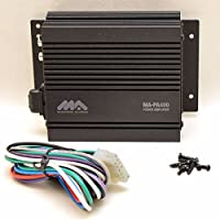 Marine Audio Boat Amplifier MA-PA400 | 4-Channel 160W
