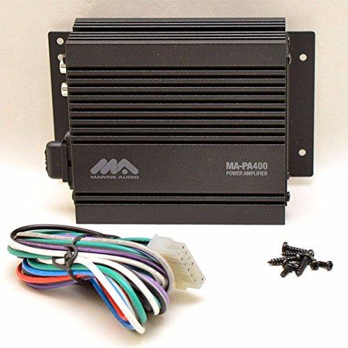 Marine Audio Boat Amplifier MA-PA400 | 4-Channel 160W ()