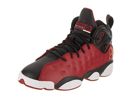 best cheap 5faed 0cc75 Image Unavailable. Image not available for. Color  Jordan Kids Jumpman Team  II GS Gym RED Gym RED Black White ...