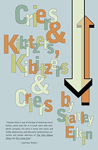 Criers and Kibitzers, Kibitzers and Criers: Criers & Kibitzers, Kibitzers & Criers