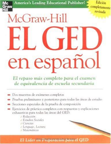 McGraw-Hill El GED en espanol