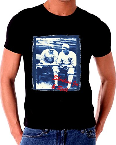 Babe Ruth And Shoeless Joe Jackson Baseball T Shirt
