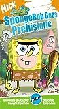 Spongebob Squarepants - Spongebob Goes Prehistoric [VHS]