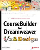 CourseBuilder for Dreamweaver f/x & Design