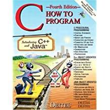 C How to Program Introducing C++ and Java