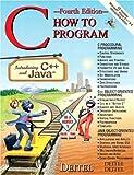 C How to Program 9780131426443