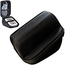Hard Case for Omron 10 Series BP785N BP786N BP791IT 7 Series BP760N BP761 5 Series BP742N 3 Series BP710N BP629 Arm Blood Pressure Monitor Shockproof Carrying Storage Travel Case Bag Box with Zipper