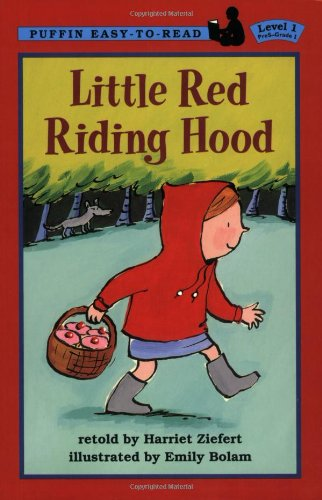 Little Red Riding Hood (Easy-to-Read, Puffin) -