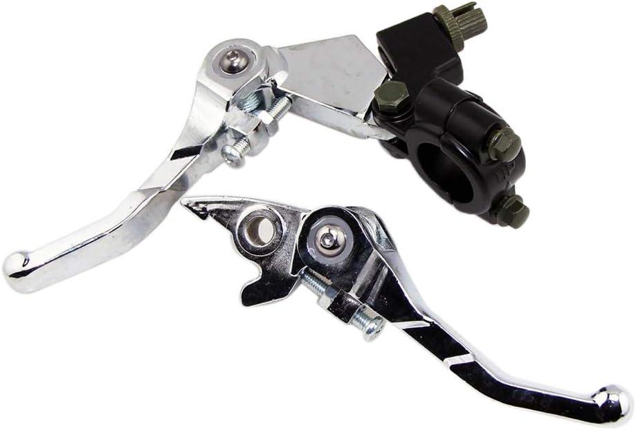 Pitbike B Baosity 1 Paar Aluminium Bremshebel Handgriffe f/ür SDG COOLSTER Dirt Bike Pocket Bike