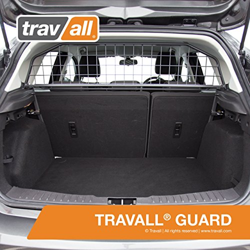 FORD Focus 5 Door Hatchback Pet Barrier (2011-Current) - Original Travall Guard TDG1302 by Travall