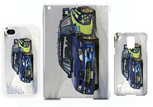 Subaru Impreza WRC 2006 iPhone 6 PLUS / 6S PLUS cellulaire cas coque de téléphone cas, couverture de téléphone portable