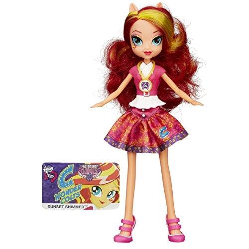 My Little Pony Equestria Girls Sunset Shimmer Friendship Games Doll (My Little Pony Equestria Girls Dolls Sunset Shimmer)