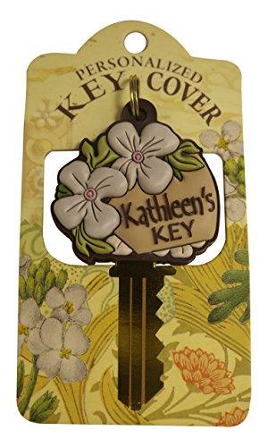 Monogrammed Key Covers, Key Hook, Kathleen (421530218)