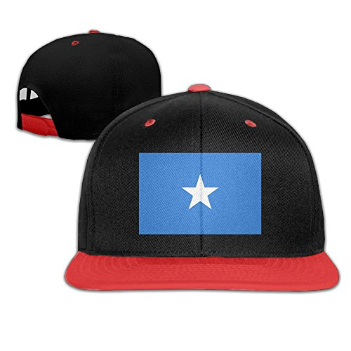 Somalia Flag Adjustable Baseball Cap Hip Hop Hat For Kids