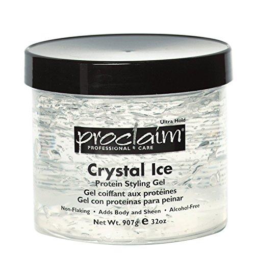 Ice Crystal Gel (Proclaim Crystal Ice Protein Styling Gel)