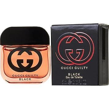 18b1c7b89 Amazon.com : Gucci Guilty Black by Gucci Eau De Toilette. 5ml-0.16fl ...