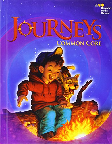 Journeys: Common Core Student Edition Volume 1 Grade 3 2014
