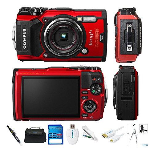 Olympus 12Mp Waterproof Camera - 4