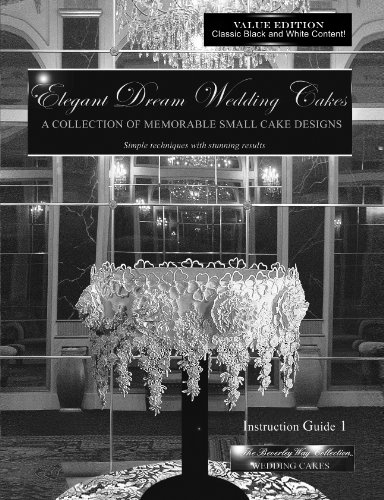 Elegant Dream Wedding Cakes A Collection Of Memorable Small Cake