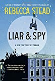 Book cover for Liar & Spy