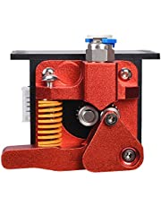 BZ 3D Dual Gear Extruder Upgrade-kit Dual Drive CR-10S Pro Extruder, werkt met Ender 3/Ender 5/CR10/CR-10S/CR-10S Pro, 3D-printer 1,75 mm filament