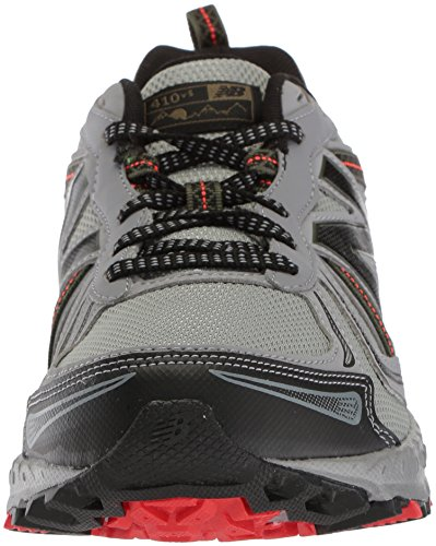 New Balance Men's MT410v5 Cushioning Trail Running Shoe, Steel, 8 D US by New Balance (Image #4)