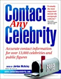 2003 Deluxe Celebrity Address List, Jordan McAuley, 0970709528