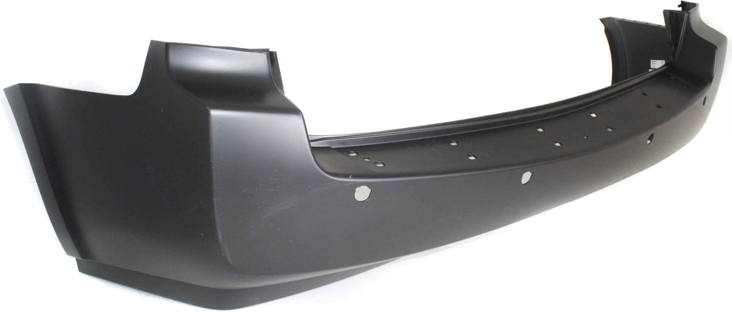 Front Bumper Cover For 2000-2004 Ford Focus w// fog lamp holes Primed