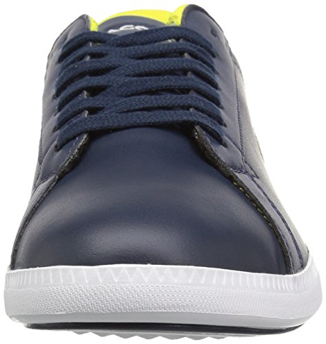 Lacoste Frauen Absolvent 118 1 Spw Sneaker Marine / Weiß