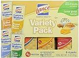 Lance Captain Choice Variety Pack Sandwich Crackers, 11 oz