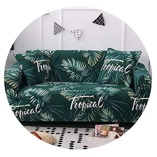 (Four Season Non-Slip Sofa Covers Stretch All-Inclusive Polyester Slipcover Elastic Sofa Cushion Sofa Towel for Living Room,Color 10,4 Seater 235-300CM)