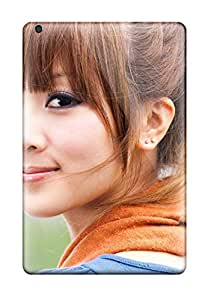 Sarah deas's Shop Best Design High Quality Asian Girl With Bangs Cover Case With Excellent Style For Ipad Mini 2 8888491J19532539